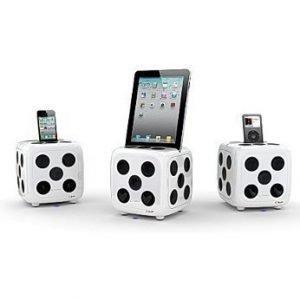 iDice Speaker 2.1 White EOL