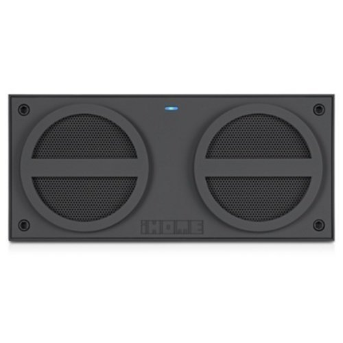 iHOME iBT24 Speaker Grey