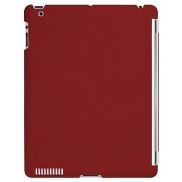 iPad 2 / iPad 3 SwitchEasy CoverBuddy Case Red
