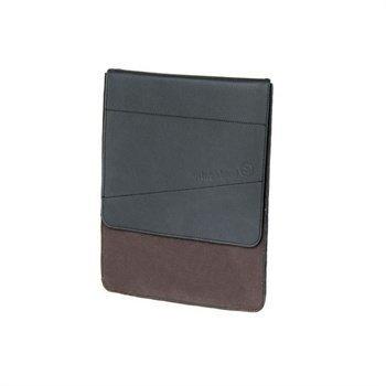 iPad 2 iPad 3 iPad 4 Waterkant Strandgold Kannellinen Nahkakotelo Musta