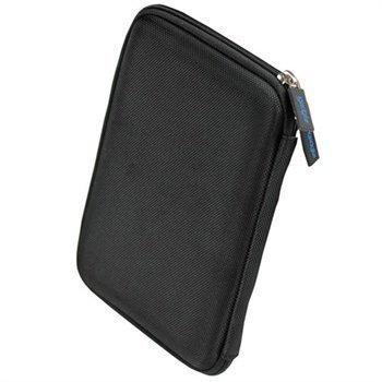 iPad 2 iPad 3 iPad 4 iGadgitz EVA Kova Kuljetuslaukku Musta