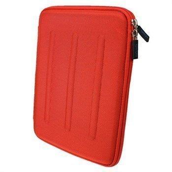 iPad 2 iPad 3 iPad 4 iGadgitz EVA Kova Kuljetuslaukku Punainen