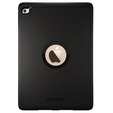 iPad Air 2 Otterbox Defender Series Kotelo Musta