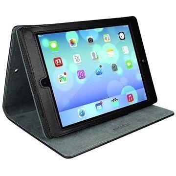 iPad Air Cygnett Archive Classic Smart Folio Nahkakotelo Musta