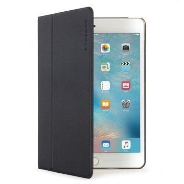 iPad Mini 4 Tucano Giro Pyörivä Kotelo Musta