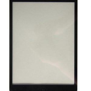 iPad Mini / Mini 2 Retina Kosketuspaneeli IC Liitännällä ja Home Flexillä Musta