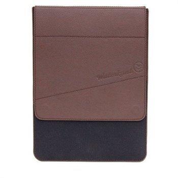 iPad Mini Waterkant Strandgold Kannellinen Nahkakotelo Ruskea