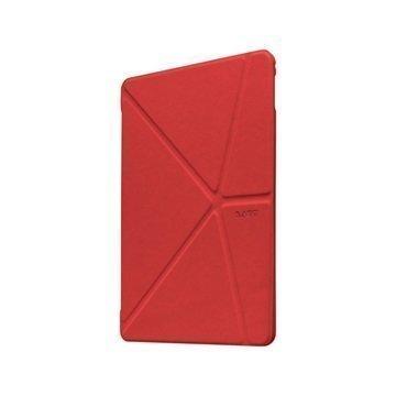 iPad Pro 9.7 LAUT TRIFOLIO Case Red