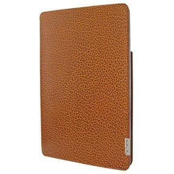 iPad Pro 9.7 Piel Frama FramaSlim iForte Nahkakotelo Kellanruskea