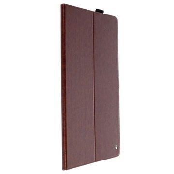 iPad Pro 9.7 iPad Air 2 Krusell Ekero Kotelo Kahvi
