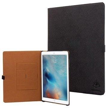 iPad Pro Commander Book Kuoret Musta