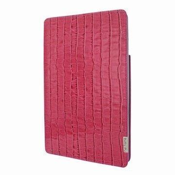 iPad Pro Piel Frama FramaSlim Case Crocodile Fuchsia