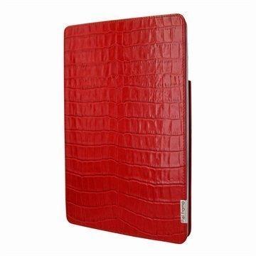 iPad Pro Piel Frama FramaSlim Case Crocodile Punainen