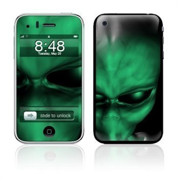 iPhone 3G 3GS Abduction Skin