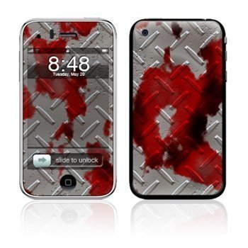 iPhone 3G 3GS Accident Skin