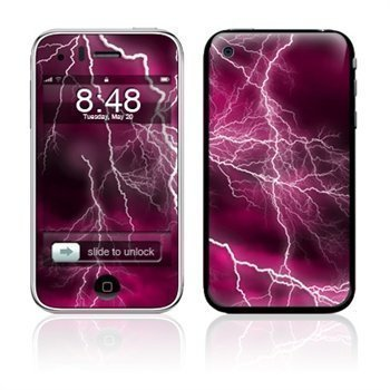 iPhone 3G 3GS Apocalypse Skin Pink