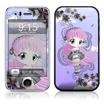 iPhone 3G 3GS Blossom Skin