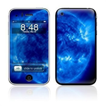 iPhone 3G 3GS Blue Giant Skin