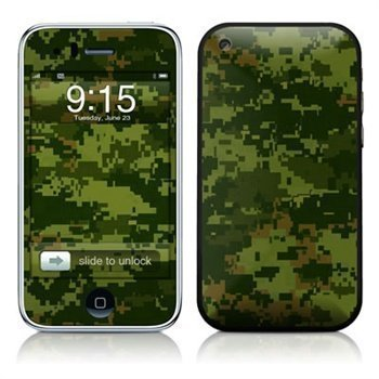 iPhone 3G 3GS CAD Camo Skin