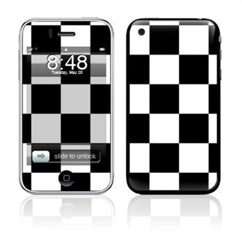iPhone 3G 3GS Checkers Skin