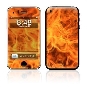iPhone 3G 3GS Combustion Skin