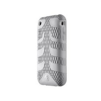 iPhone 3G / 3GS SwitchEasy Capsule Rebel Serpent Case White