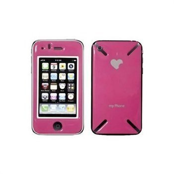iPhone 3G 3GS iCandy New Skin Love-Phone Pink