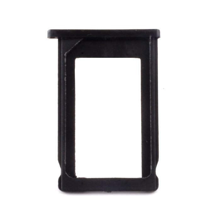 iPhone 3G Simkorttikelkka / sim pidike Musta