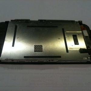 iPhone 3GS täydellinen etupaneeli Valkoinen