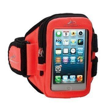 iPhone 4 / 4S Armpocket i-10 Käsivarsikotelo S Oranssi