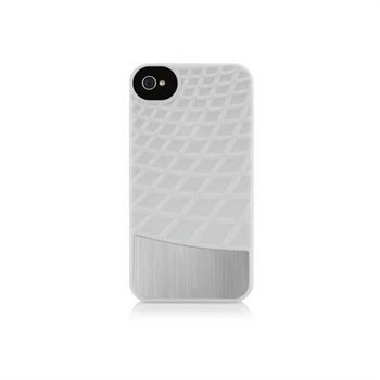iPhone 4 / 4S Belkin Meta Snap-On-Cover White