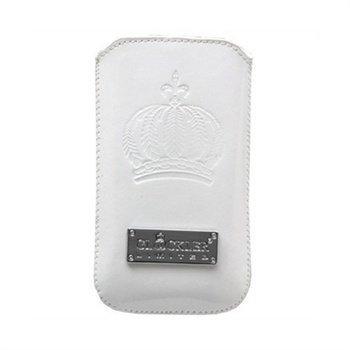 iPhone 4 4S Glööckler DeLuxe Sleeve Case White