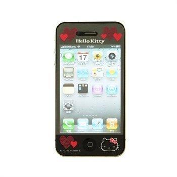 iPhone 4 / 4S Hello Kitty Näytön Suojakalvo 1 KPL