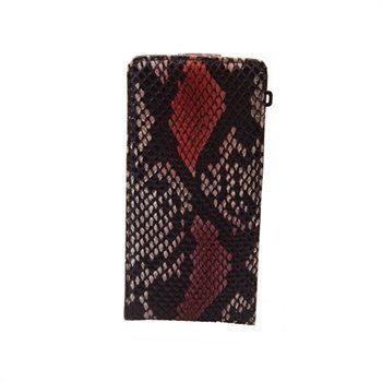 iPhone 4 / 4S Konkis Salto Situla Flipstyle Leather Case Brown