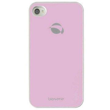 iPhone 4 / 4S Krusell GlassCover Kuori Pinkki