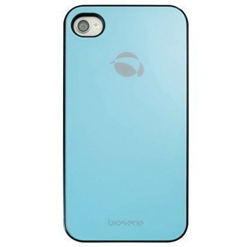 iPhone 4 / 4S Krusell GlassCover Kuori Turkoosi
