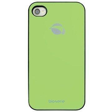 iPhone 4 / 4S Krusell GlassCover Kuori Vihreä
