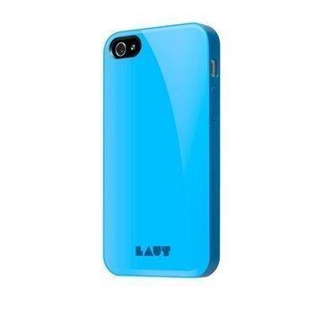iPhone 4 / 4S LAUT HUEX Case Blue