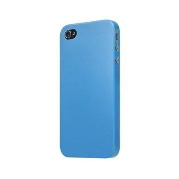 iPhone 4 / 4S LAUT SLIMSKIN Case Blue
