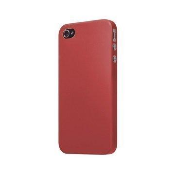 iPhone 4 / 4S LAUT SLIMSKIN Case Red