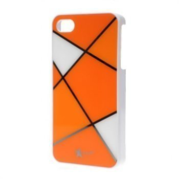 iPhone 4 / 4S StarCase Cover Orange