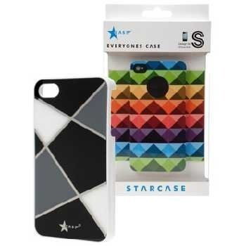 iPhone 4 / 4S StarCase Cover Star Black