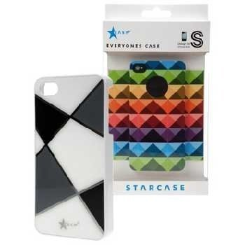 iPhone 4 / 4S StarCase Cover Star White