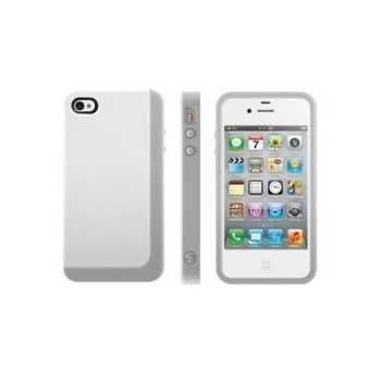 iPhone 4 / 4S SwitchEasy Eclipse Case SW-ECL4S-W White