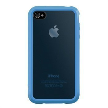 iPhone 4 / 4S SwitchEasy Trim Case Blue