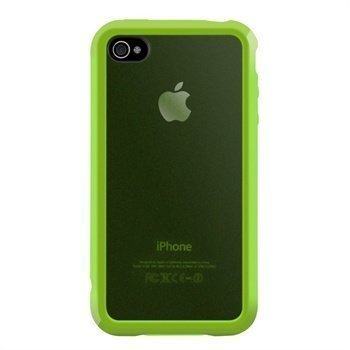 iPhone 4 / 4S SwitchEasy Trim Case Lime