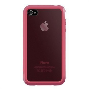 iPhone 4 / 4S SwitchEasy Trim Case Pink