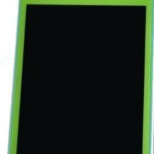 iPhone 4 LCD-näyttö + kosketuspaneeli Vihreä