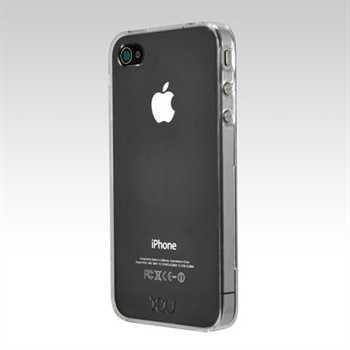 iPhone 4 iCU Design Jet Bright Clear