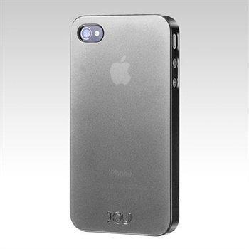 iPhone 4 iCU Design Jet Pearlized Silver
